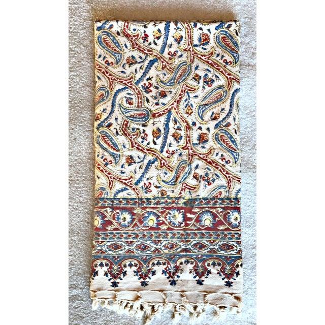Antique Persian 19th Century Textile - Image 7 of 7
