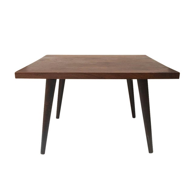 Mid-Century Modern Rosewood Side Table - Image 1 of 4