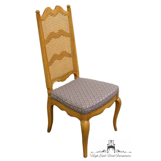 """44"""" High 21"""" Wide 22"""" Deep Seat: 18"""" High We specialize in High End Used Furniture that we consider to be at least an 8 on..."""