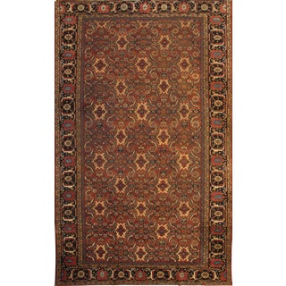 "Pasargad Antique Original Persian Sultanabad Hand-Knotted - 10'7"" X 17'6"" For Sale"