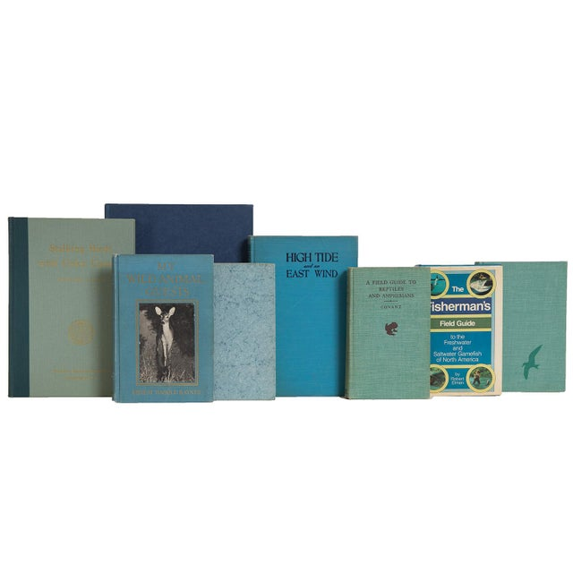 Features a blend of 20 authentic mid-century books published 1940-1969. Includes a delightful collection of fishing,...
