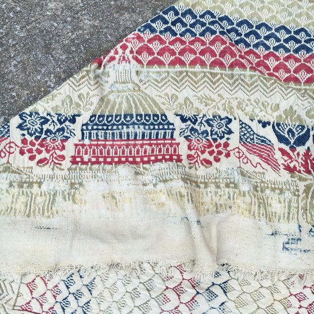 Capital Patriotic 1940's Blanket - Image 9 of 10