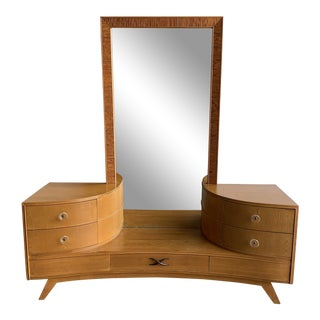 Paul Frankl for Brown and Saltman Vanity For Sale