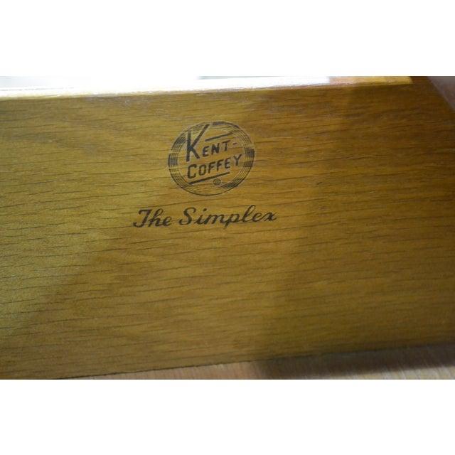 Kent Coffey Mid Century Simplex Nightstand - Image 3 of 3