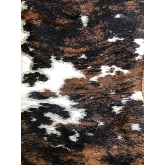 Design Within Reach Design Within Reach Cowhide Chase For Sale - Image 4 of 5