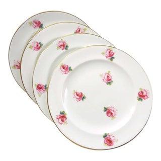Royal Crown Derby Dessert Plates - Set of 4