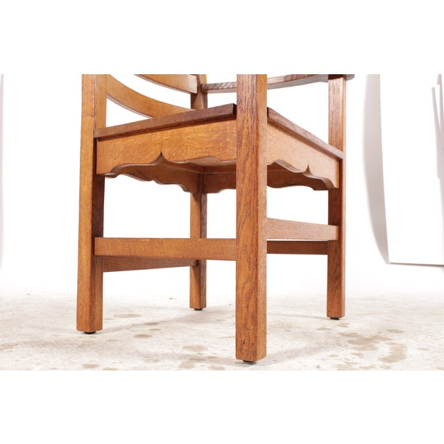 Set Of 6 Dining Chairs: 1940s Shaker-Style Dining Chairs - Set Of 6