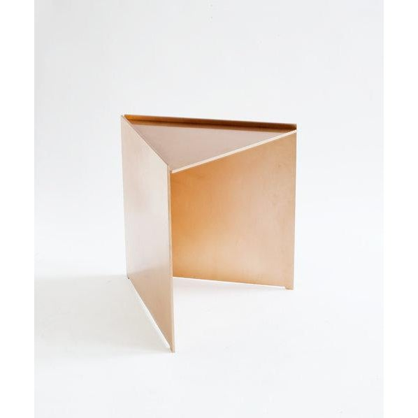 """By Egg Collective Starting Price: $4,700 in satin brass Specifications: 18"""" h x 15.75"""" d x 18"""" l Shown In: Bronze and..."""