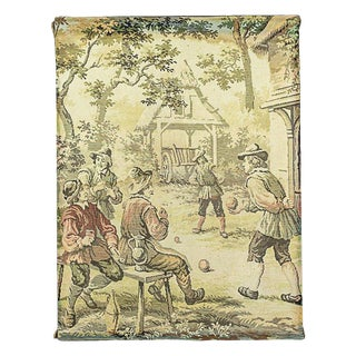 Tapestry, circa 1930 For Sale