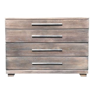 1950s Vintage Raymond Loewy for Mengel Lowboy For Sale