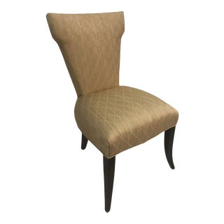19th Century Vintage Upholstered Dining Chair For Sale