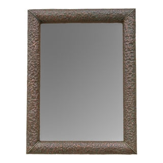 Crianza Copper Mirror by MarGian Studio For Sale