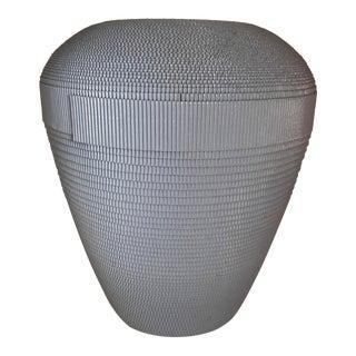 Modern Corrugated Vessel