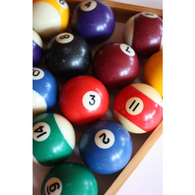 Vintage Billiard Ball Set - Image 3 of 3