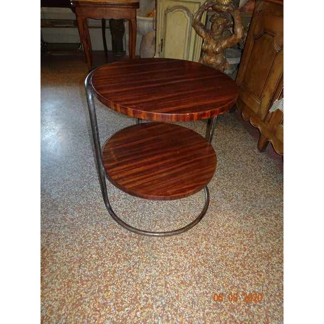 Art Deco French Side Table For Sale - Image 13 of 13