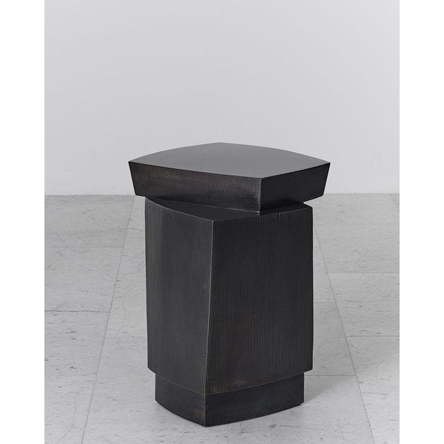 Contemporary Gary Magakis, Ledges 3 Side Table, USA, 2016 For Sale - Image 3 of 7