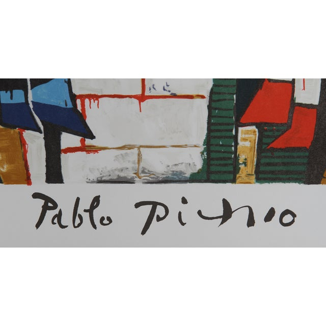 Pablo Picasso Lithograph - Le Repas Des Infants - Image 2 of 2