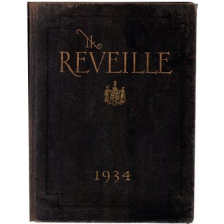 U of MD The Reveille: 1934 For Sale