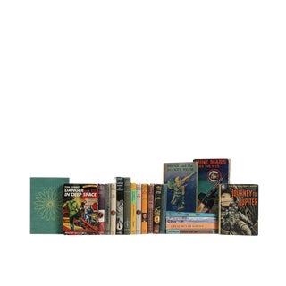 Kids' Science & Space Adventure : Set of Twenty Decorative Books For Sale
