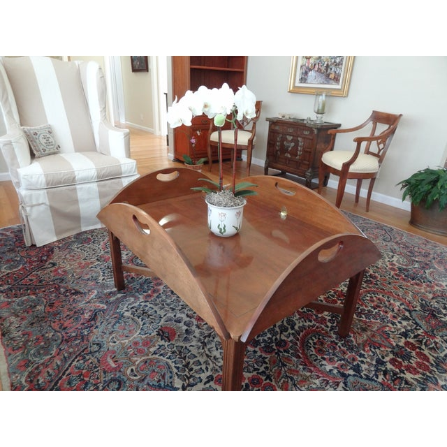 Butler's Coffee Table - Image 4 of 7