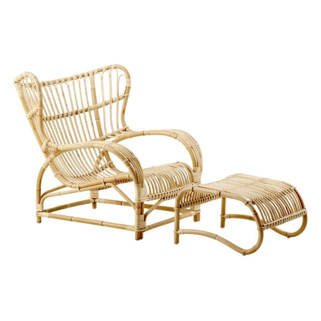 Danish Modern Teddy Chair by Viggo Boesen For Sale - Image 3 of 4
