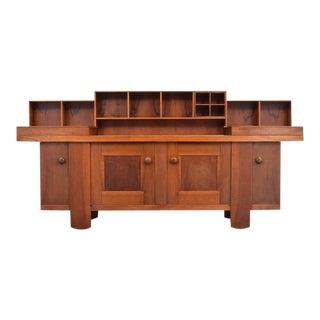 1950s Mid-Century Modern Silvio Coppola Cabinet For Sale