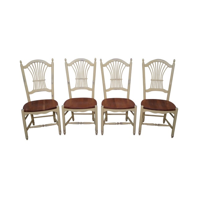 Zimmerman American Heirloom Windsor Chairs - 4 For Sale
