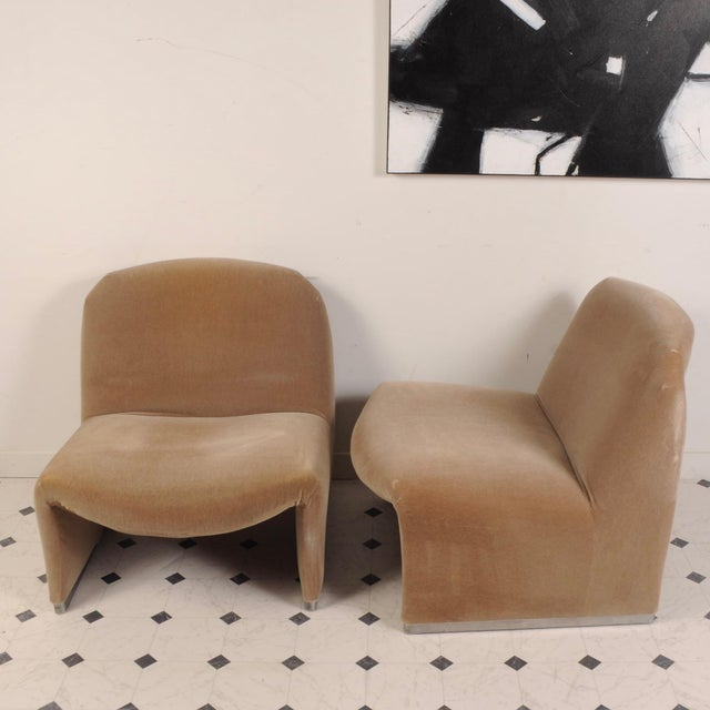 Metal Giancarlo Piretti Alky Chairs for Castelli For Sale - Image 7 of 10
