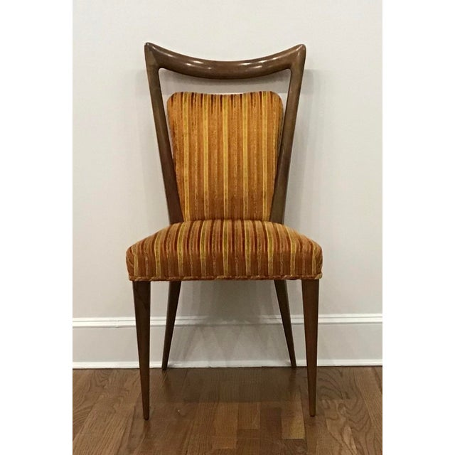 1950's Mid-Century Erno Fabry Dining Chairs- Set of 6 For Sale In New York - Image 6 of 13