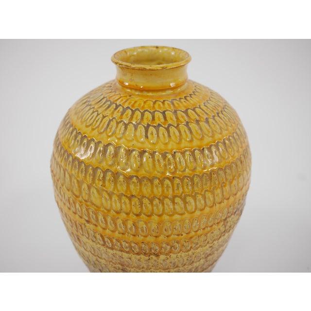 Large Floor Vase by Svend Hammershøi for Herman a Kahler Keramik For Sale In Boston - Image 6 of 8