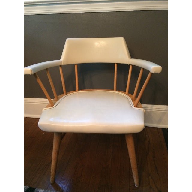 Mid Century Side Chair - Image 3 of 5