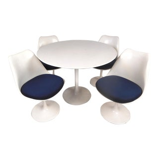 Midcentury Dining Set by Rudi Bonzanini For Sale