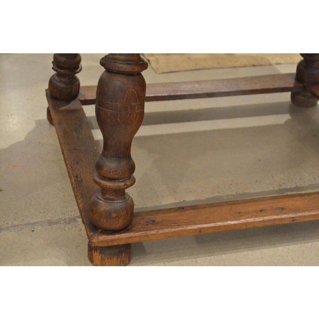 """Antique """"Table D'Echangeur"""" For Sale - Image 4 of 13"""