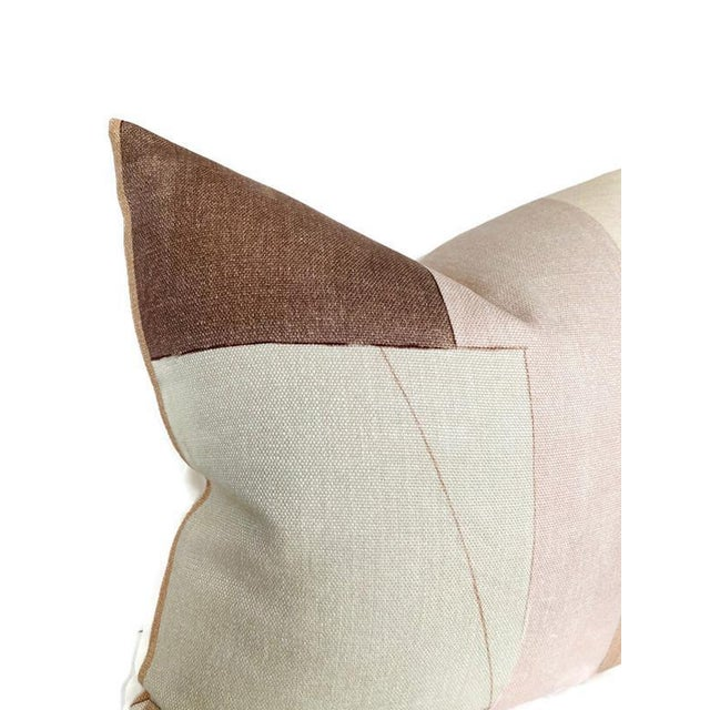 Add A New Look By Using Pillow Covers Made of Designer Fabric! UNUSED PILLOW COVER- Made to Order On the Front: District...