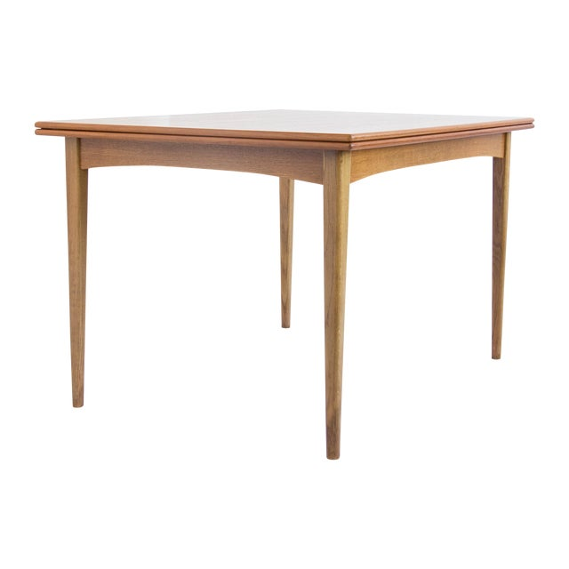 Folke Ohlsson for Dux Folding Dining Table - Image 1 of 9