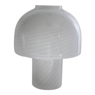 Vistosi Murano Mushroom Table Lamp