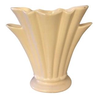 Vintage White Vase