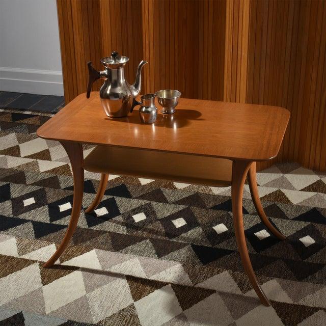1950s 1950s Terence Harold Robsjohn-Gibbings Klismos Side Tables - a Pair For Sale - Image 5 of 9