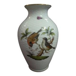 Vintage Herend Vase For Sale