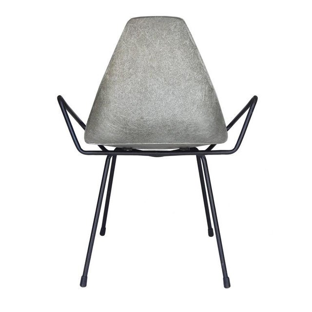 Unusual Sculptural Fiberglass Chair - Image 5 of 8
