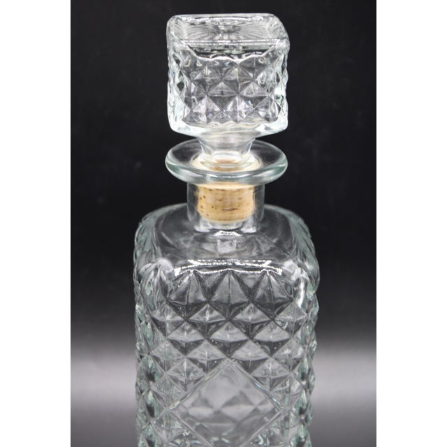 Late 19th Century Antique English Crystal Decanter For Sale - Image 5 of 13