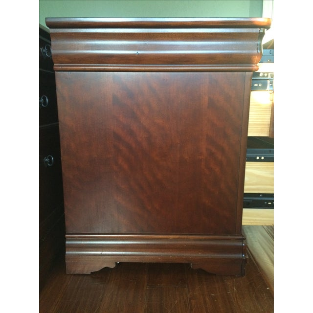 Traditional Style File Cabinet/Credenza - Image 4 of 7