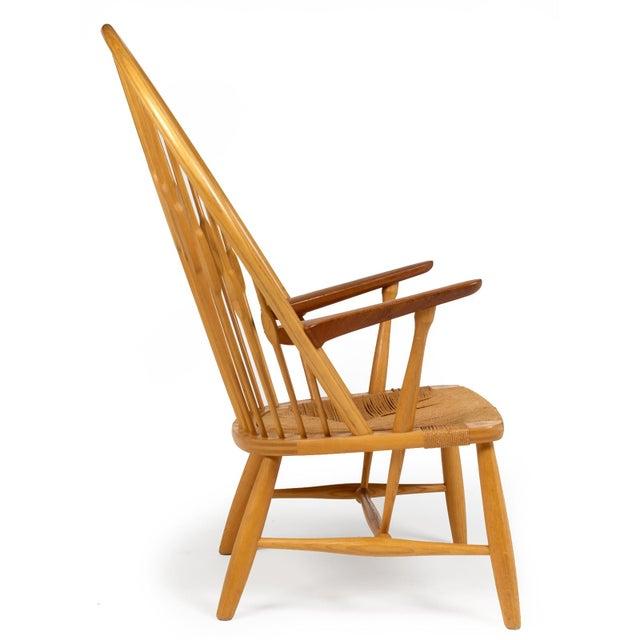 Hans Wegner for Johannes Hansen 'Peacock Chair', ca. 1947 For Sale - Image 5 of 10