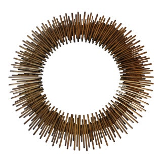 Arteriors Prescott Round Mirror For Sale