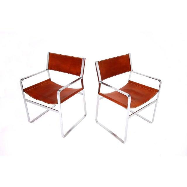Pair of Hans Wegner Chairs for Johannes Hansen For Sale In Providence - Image 6 of 6