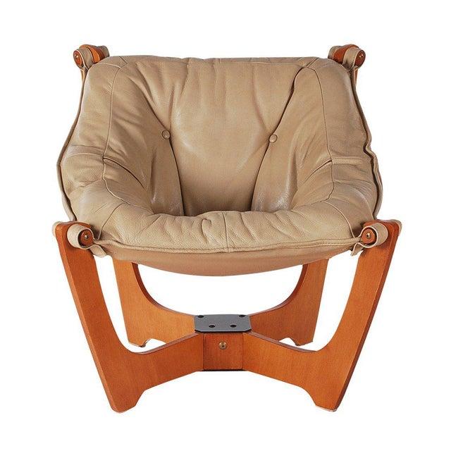 Luna Chair By Odd Knutsen For Img Norway Chairish