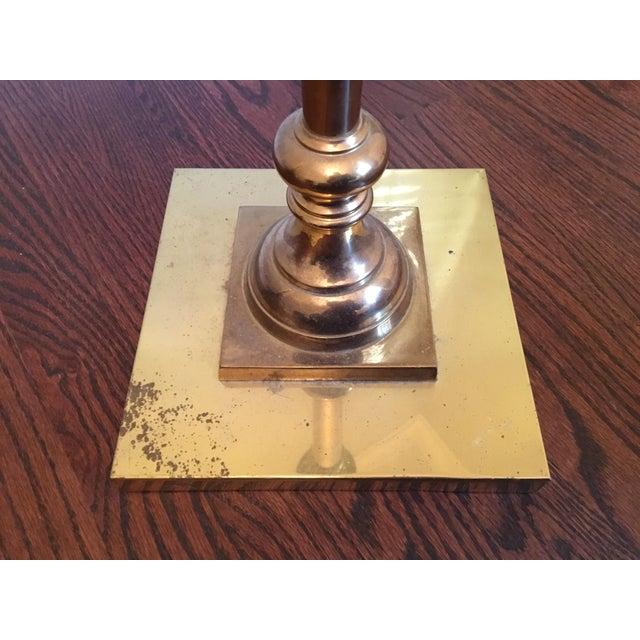 Vintage Bent Arm Floor Lamp - Image 8 of 9