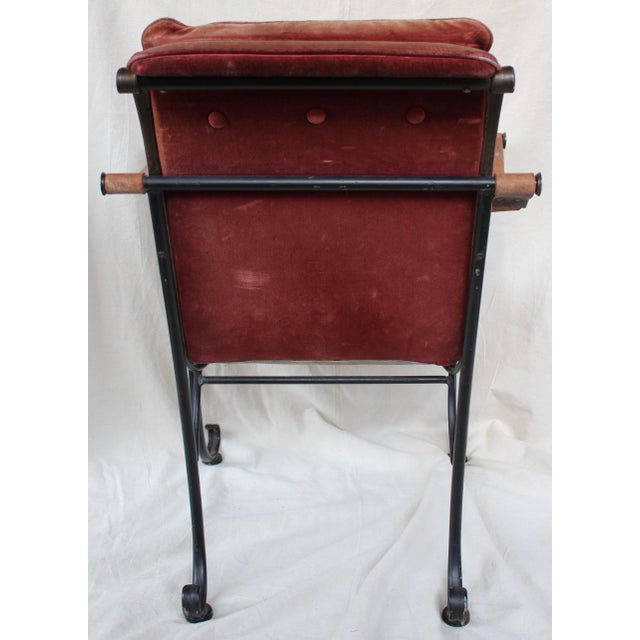 Vintage Campaign Chair For Sale - Image 10 of 10