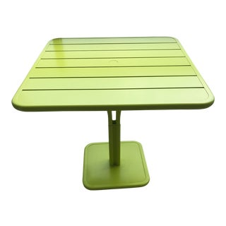Fermob Luxembourg Verbena Green Outdoor Table