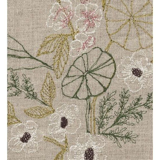 Meadow Blossoms Tea Towel - Image 2 of 5